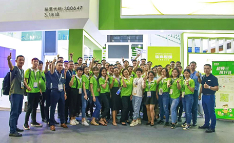 PCCOOLER in the 24th Guangzhou International Lighting Exhibition