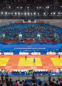 Stadium Lighting Project of 2019 Wuhan World Military Games