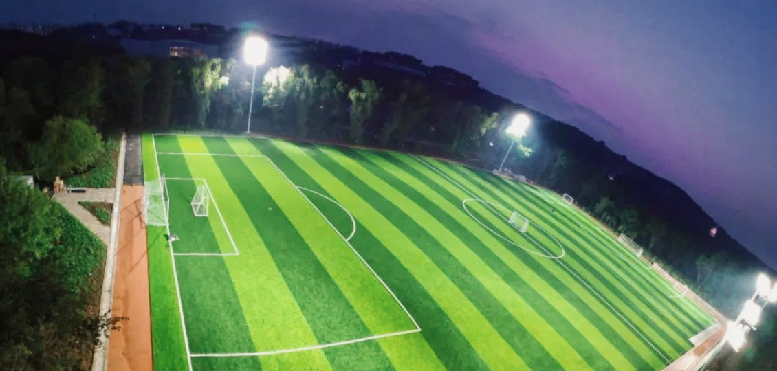 Sports Lighting Renovation Project of Shenyang City University