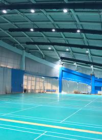 2020 National University Games Lighting Renovation Project, China University of Petroleum