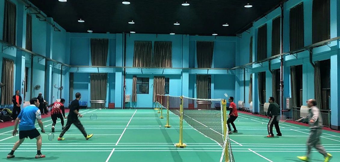 Lighting Renovation Project of Badminton Hall of Institute of CSIC 712