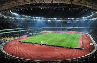Sports Arena Lighting
